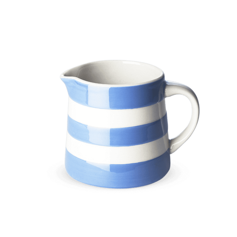 Džbánek malý Blue Stripes 280ml - Cornishware