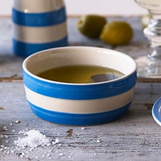 Mistička na dip Blue Stripes - Cornishware