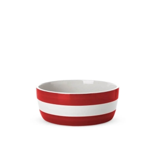 Mistička na dip Red Stripes - Cornishware