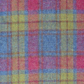 Placatka Harris Tweed 170ml - Multi Colour Tartan