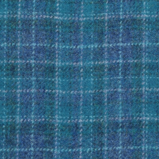 Placatka Harris Tweed 170ml - Sea Blue Check