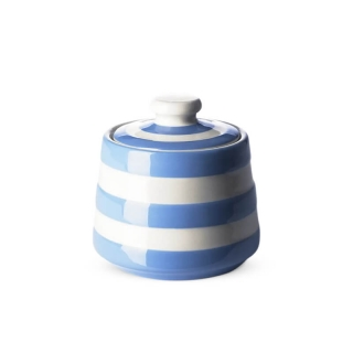 Dóza na cukr Blue Stripes - Cornishware