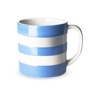 Hrnek Blue Stripes 420ml - Cornishware