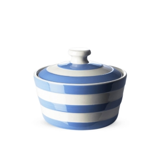 Dóza na máslo Blue Stripes - Cornishware