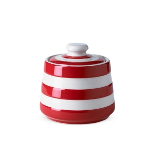 Dóza na cukr Red Stripes - Cornishware