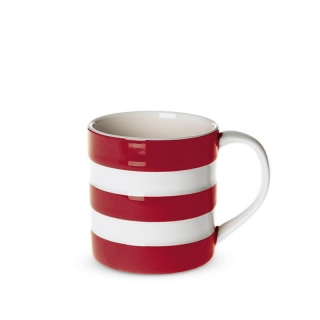 Hrnek Red Stripes 180ml - Cornishware