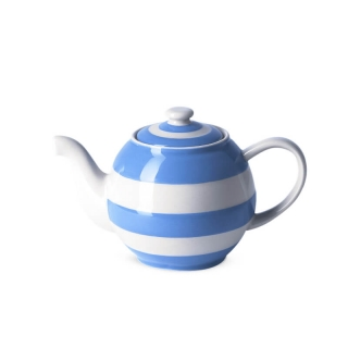"Konvice na čaj ""Small Betty"" Blue Stripes 500 ml - Cornishware"