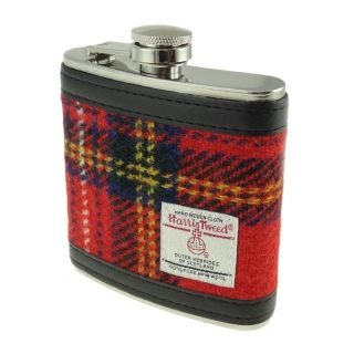 Placatka Harris Tweed 170ml - Royal Stewart