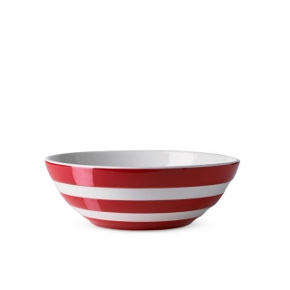 Miska na cereálie Red Stripes - Cornishware