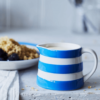 Džbánek mini Blue Stripes 140ml - Cornishware